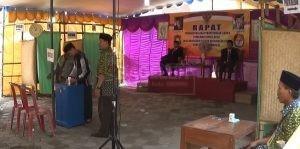 Pelaksanaan Pilkades serentak di wilayah Kabupaten Purworejo. (Wid)