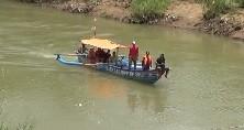 Pencarian dengan Perahu. (Wid)